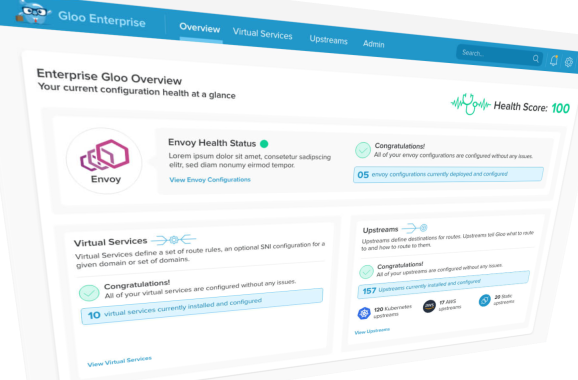 Solo.io: Gloo Edge API gateway