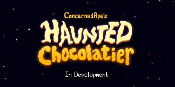 Stardew Valley dev gives first look at new project, Haunted Chocolatier