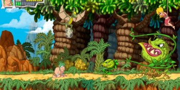 Joe & Mac remake is coming from Microids