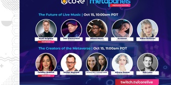 Manticore Games will host music and games metaverse talks in Core