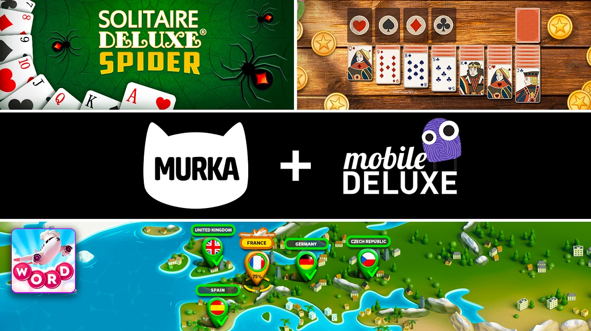 Murka Games acquires Mobile Deluxe