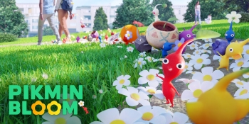 Pikmin Bloom is launching now — I've played it, and it's pleasant