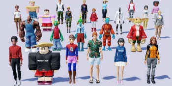 Roblox shows new bits of the metaverse to its developers